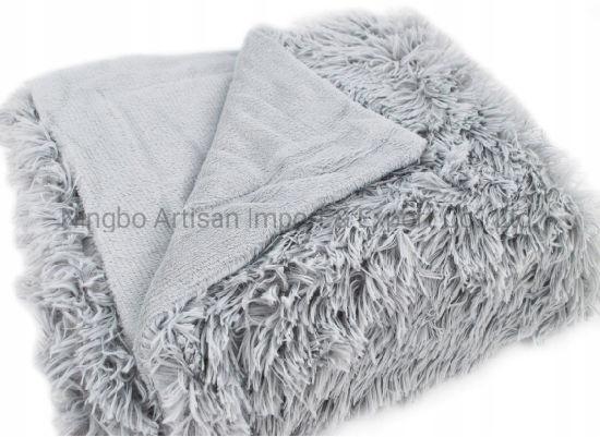 Super Soft Long Shaggy Warm Elegant Blanket