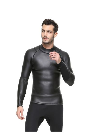 Wetsuit Men Full 3mm Surfing Suit 3/4mm, 4/5mm Diving Snorkeling Swimming Jumpsuit pictures & photos