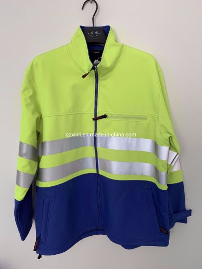 Workwear: Railway Workwear Uniform Softshell Jacket