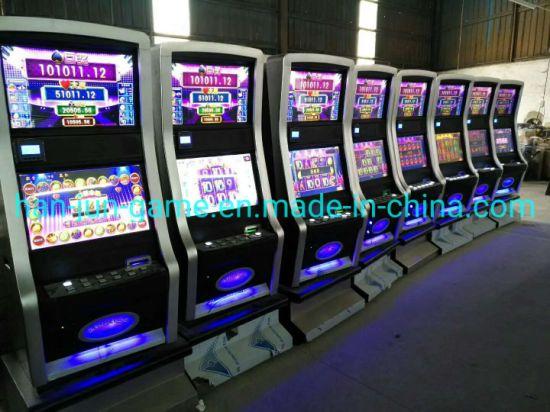 China Village People Gambling Casino Video Arcade Game Machine China Game Machine And Slot Game Machine Price