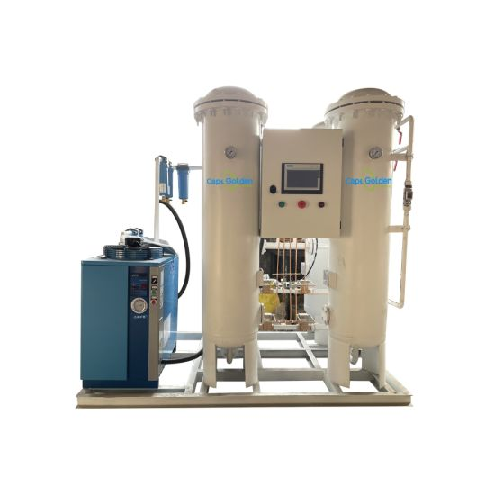 Medical Oxygen Generator with Cylinders Filling System