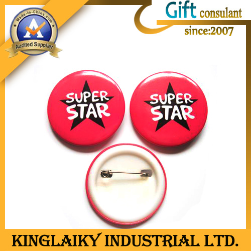 Promotional Medal Badge Lapel Pin for Customized Logo (KGB-008)