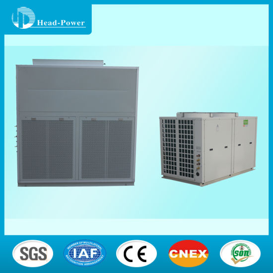 China 10 Ton R134A Industrial Split Duct Type Air