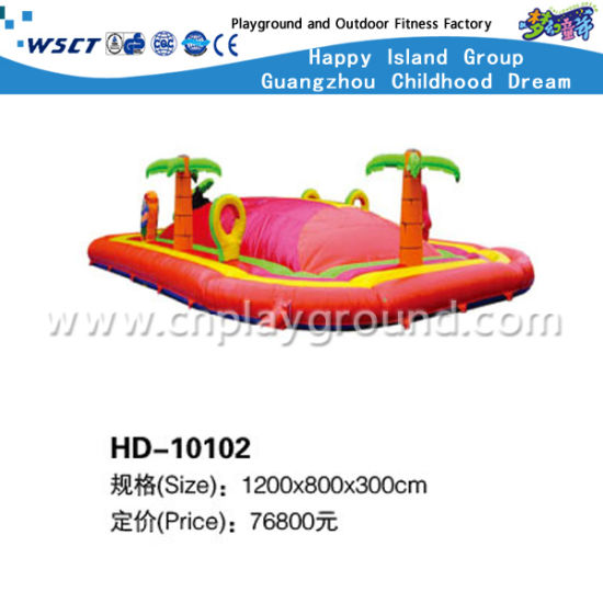 Hot Sale Water Inflatable Bouncers on Stock (HD-10101) pictures & photos