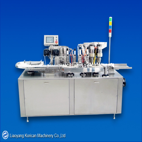 (KGX) Two-Head Auto Eye-Drop Filling and Capping Machine pictures & photos