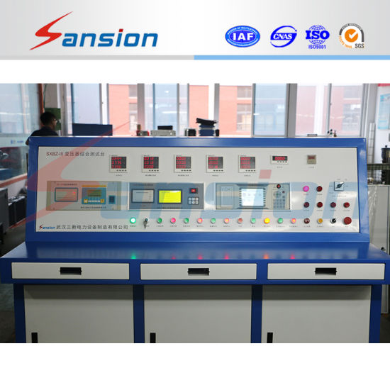 Easy Operation High Voltage Low Voltage AC/DC Motor Test Bench