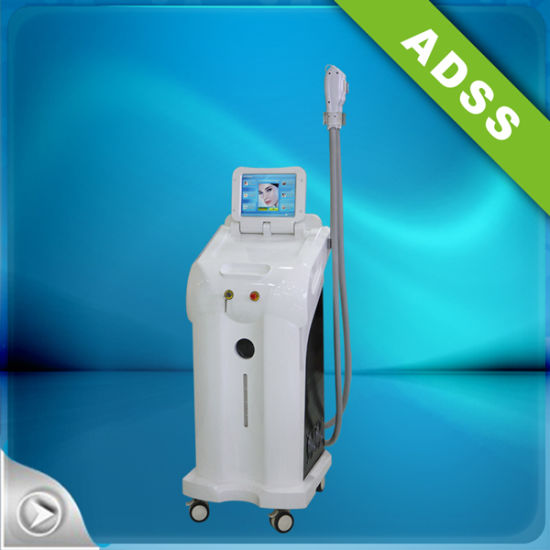 Shr + Opt 808nm Professional Hair Removal Machine pictures & photos