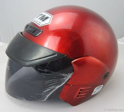 Classic Stm Style Helmets Yoho Open Full Half Face Helmet (HD5080) pictures & photos