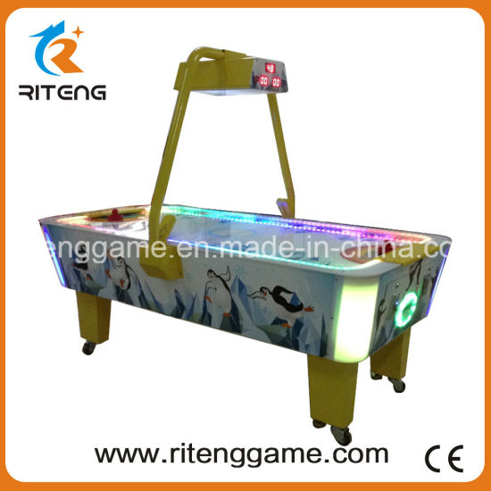 China Wholesale Superior Classic Sport Tournament Choice Air Hockey - Classic air hockey table