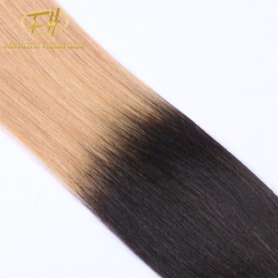 Wholesale Brazilian/Indian Virgin/Remy Human Hair Weaving with Factory Price