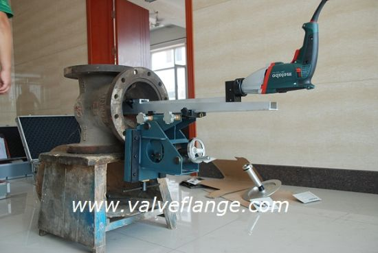 M-300 Portable Valve Grinder for Valve Dia 80mm-300mm pictures & photos