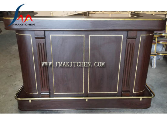 Mobile Bar Counter Movable Table