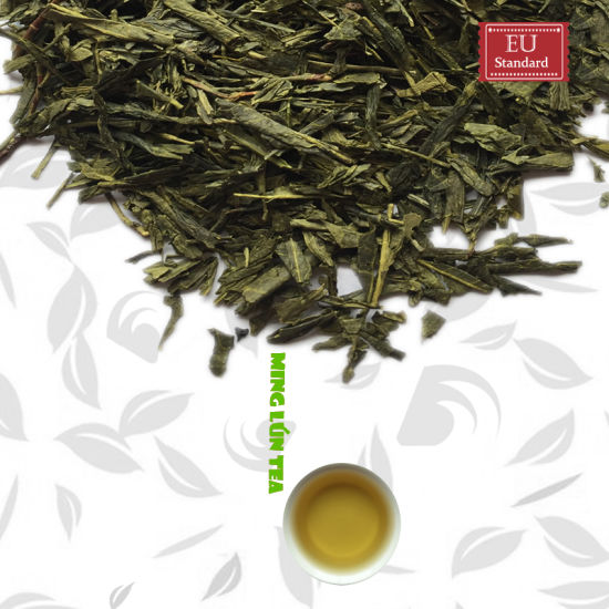 Steamed Green Tea Shencha Tea (EU Standard) pictures & photos