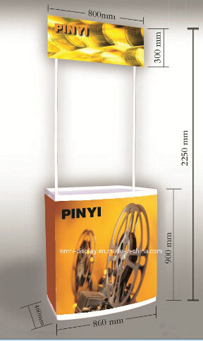 2014 Display Stand Plastic Promotion Units (DW-P-T5)
