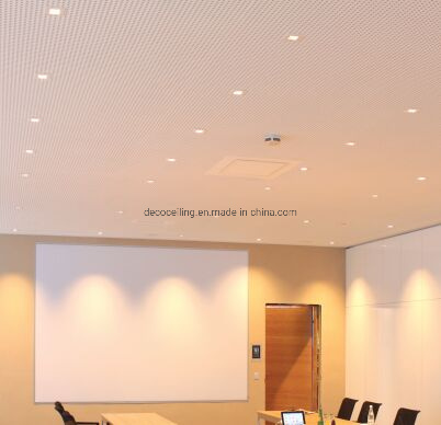 China Seamless Perforated Gypsum Acoustic Boards Pdf China Perforated Gypsum Perforated Plasterboard