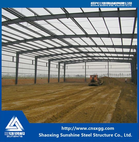 2017 Prefabricated Steel Building for House