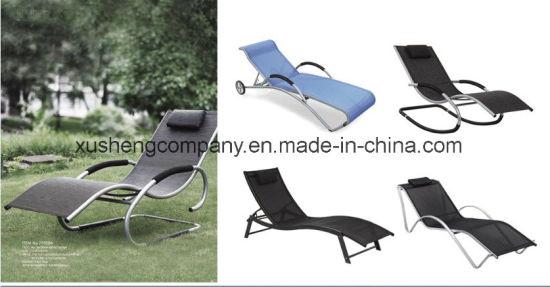 Modern Lounge Beach Bed Chair