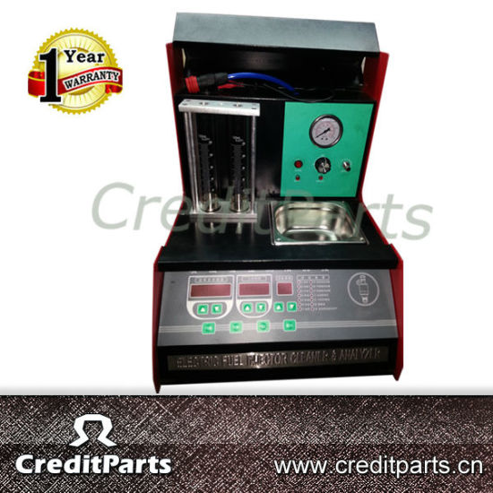 China Motorcycle Fuel Injector Tester & Cleaner and Analyzer