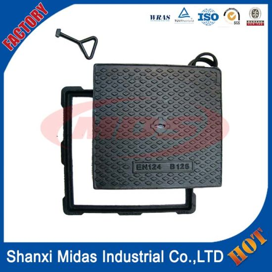 60X60 Ductile Iron Manhole Cover and Drain Grating