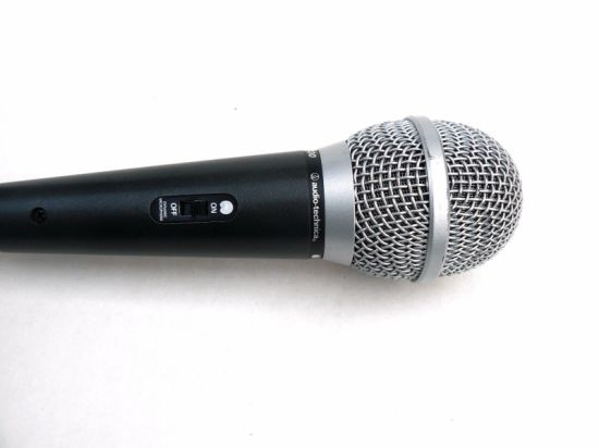 Sm58s Professional Karaoke Corded Microphone pictures & photos