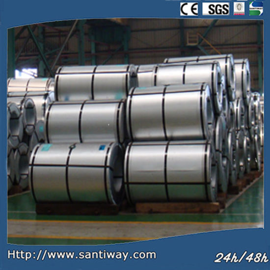 China Factory Normal Spangle Large Spangle Zero Spanle Galvanized Steel Coil