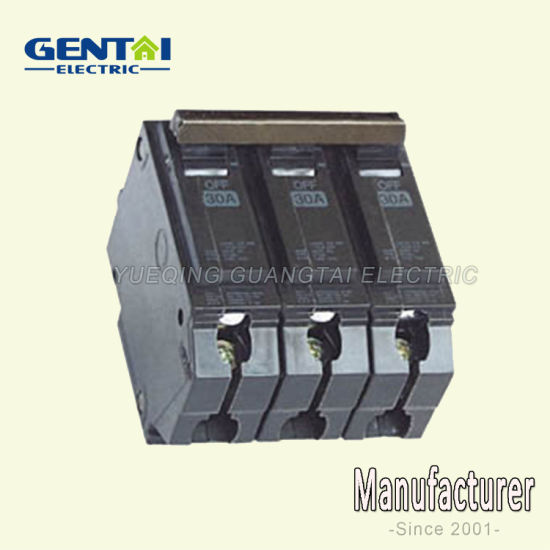 High Quality Ge Thqp Type Plug in Circuit Breaker pictures & photos