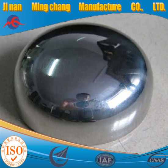 Polishing Stainless Steel Elliptical Dish Head for Pressure Vessel pictures & photos
