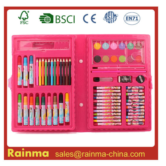 China Multifunctional Color Drawing Paint Art Set For Kids China