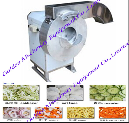 Root Vegetable Fruit Slicer Strip Cutter Chopper Machine pictures & photos