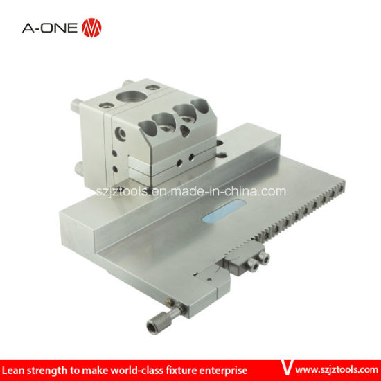 China a-One Erowa Wire EDM Machine Vise - China Vise, Bench Vise