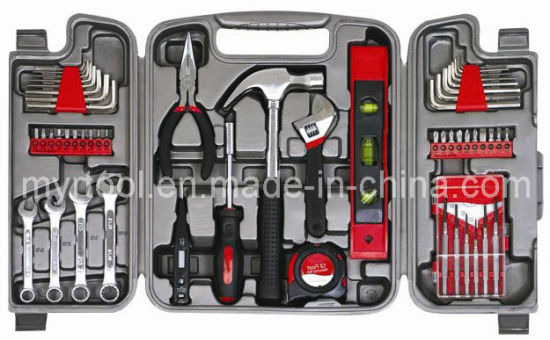 53PCS Household Tools Kit DIY Tool Set