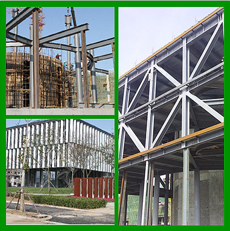 Best Quality Steel Structure Workshop pictures & photos