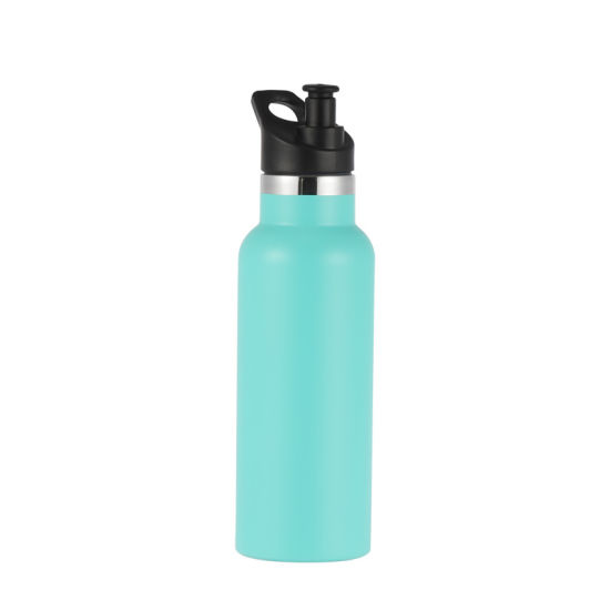 Double Wall Vacuum Insulated Stainless Steel Water Bottle with Custom Logo