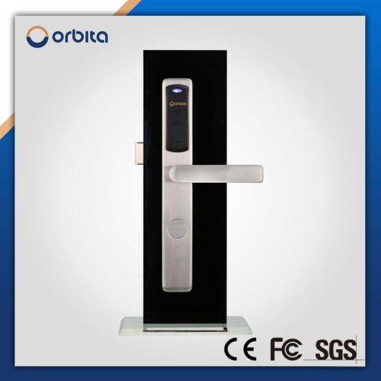 Hotel RFID Card Key Electronic Digital Door Lock pictures & photos