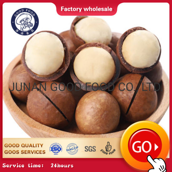 Bulk Macadamia Nuts Grown in China and Packaged Fresh pictures & photos