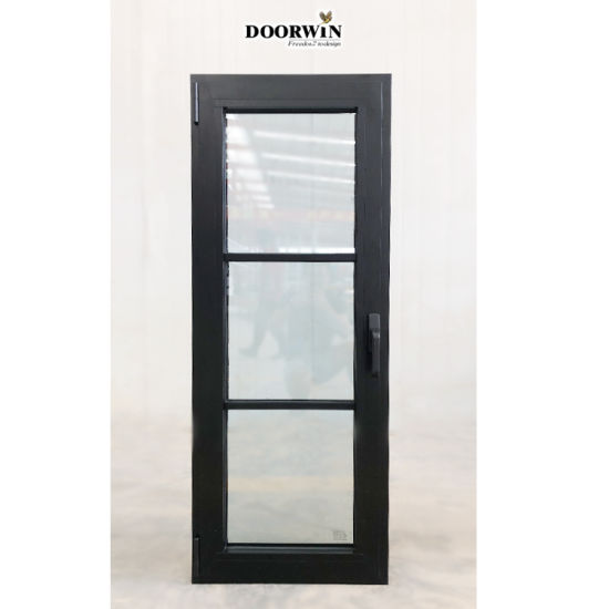 Beautiful Grill Design Pictures Powder Coating Extruded Aluminium Frame 30X30 30X60 60X48 Window