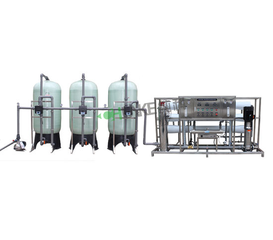 5000L/H for Salt Water RO System Water Treatment Plant