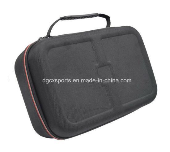 Shell Zipper Close Handle Portable Custom EVA Tool Case