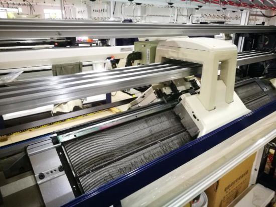 China Newest Automatic Home Knitting Machine for Textile Industry