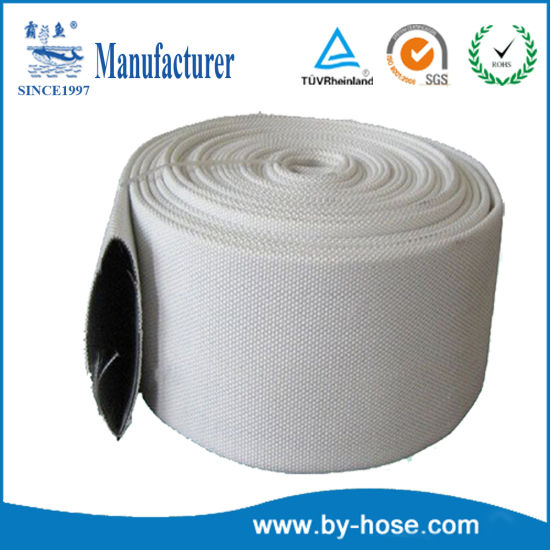 PVC High Pressure Hydraulic Flexible Lining Fire Water Discharge Hose pictures & photos