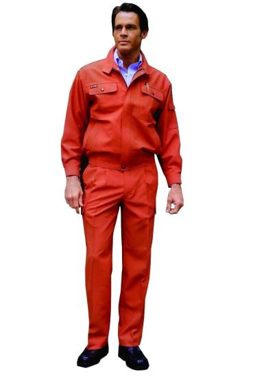 Fr Flame Retardant Coverall - Fire Resistant Suit