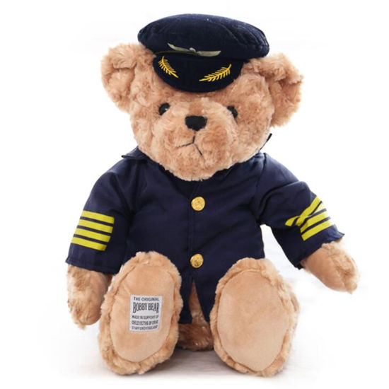 Best Selling Customized Creative Teddy Bear Stuffed Animals Plush Toy