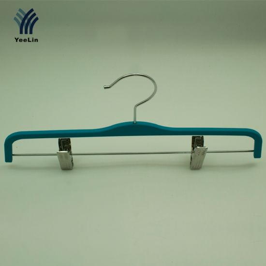 Yeelin ABS Plastic Hanger with Clips pictures & photos