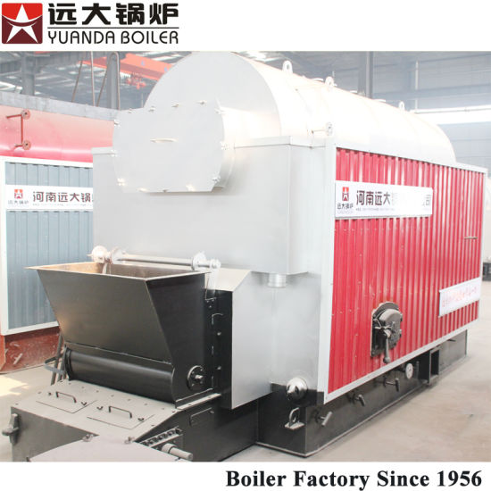 Made in China Supplier Horizontal Industrial Chain Grate Boiler Machine pictures & photos