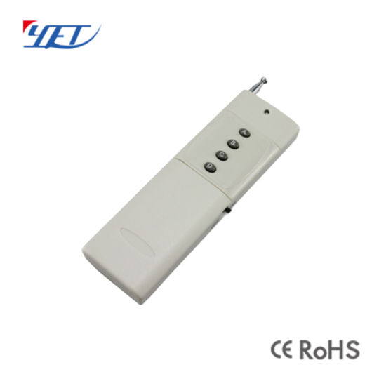 12 Channel Wireless Switch Power/Relay/Outdoor/Remote Control Light Switch,  Digital Remote Controller 315/335/433/868 Yet112D-12