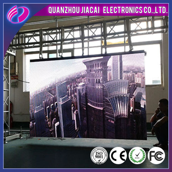 3.91mm HD Indoor Rental Advertising Full Color LED Display Screen