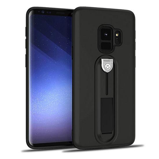 Hidden TPU Kickstand Phone Case for Samsung Galaxy S9 Plus