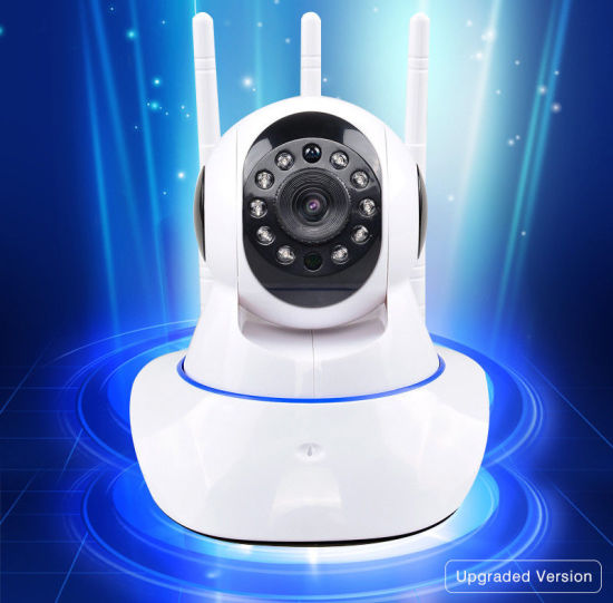P2p Three Antenna WiFi Security 2.0MP Surveillance Camera 1080P Wireless IP Camera pictures & photos
