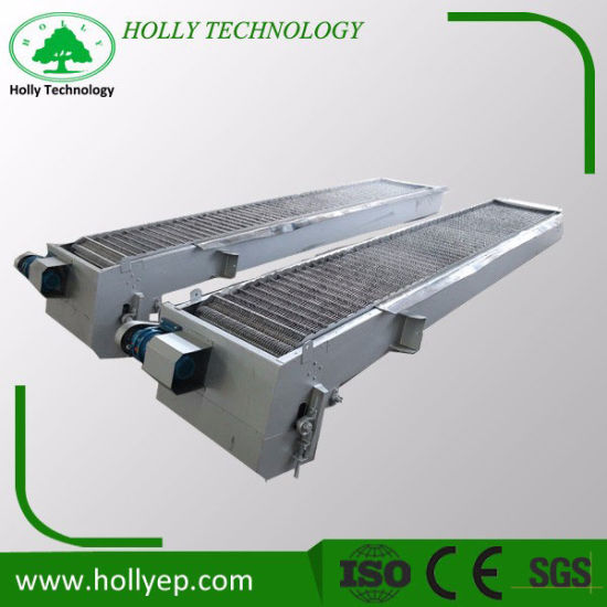 Compact Sewage Treatment Bar Filter Screen Machine From China
