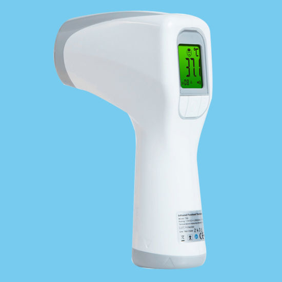 Manufacturer Wholesale Household Electronic Infrared Forehead Thermometer for Children Intelligent Household Electronic Thermometer for Infants
